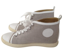Second Hand Sneakers Leintuch Beige