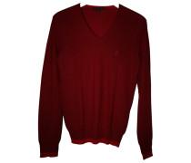 Second Hand Pullover&Sweatshirt Kaschmir Bordeauxrot