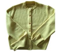 Second Hand Pullover Kaschmir Gelb