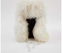 Second Hand Hut Fell Weiß