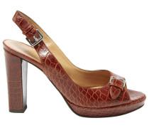 Second Hand Krokodil sandalen