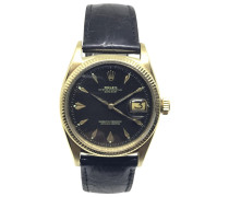 Second Hand Datejust Gelbgold Uhren