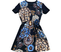 Second Hand Seide Mini kleid