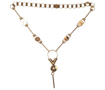 Second Hand Collier Metall Gold