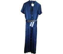 Second Hand Seide maxi kleid