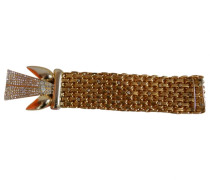 Second Hand Armband Metall Gold