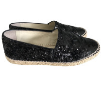 Second Hand Mit pailletten Espadrilles