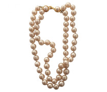 Second Hand Collier Perle Beige