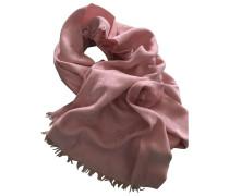 Second Hand Schal Baumwolle Rosa