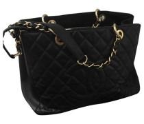 Second Hand Grand shopping Leder Handtaschen