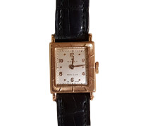 Second Hand Gelbgold Uhren