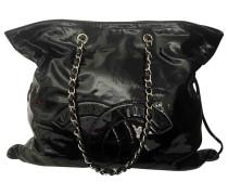 Second Hand Coco Cabas Lackleder Handtaschen
