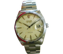 Second Hand Oyster Perpetual 34mm Uhren