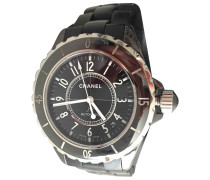Second Hand J12 Noire Marine ceramic montre
