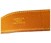 Second Hand Cuir seul / Leather Strap Leder Gürtel