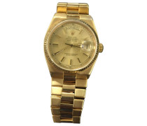 Second Hand Day-Date Gold montre