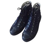 Second Hand Lackleder Sneakers