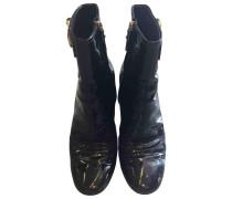 Second Hand Lackleder Stiefel