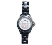 Second Hand Uhr J12 Titan Grau