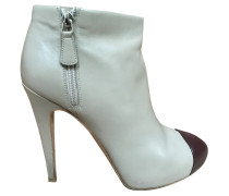 Second Hand Leather ankle boots