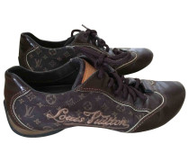 Second Hand Leinen Sneakers