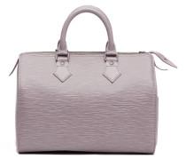 Second Hand Speedy Leder Handtaschen
