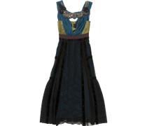 Second Hand Kleid Grün