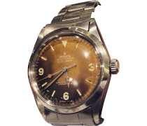 Second Hand Explorer 39mm Uhren