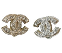 Second Hand CC Silber Ohrringe