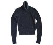 Second Hand Pullover Wolle Braun