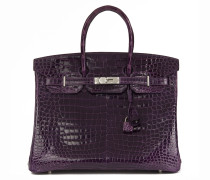Second Hand Birkin 35 Krokodil Shopper