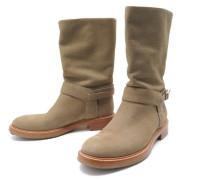 Second Hand Leder Cowboy-boots