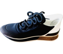 Second Hand Sneakers Veloursleder Bunt