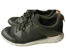Second Hand Aftergame Leinen Sneakers