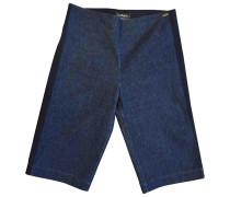 Second Hand Shorts Baumwolle - Elasthan Marine