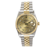 Second Hand DateJust II Uhren