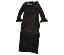 Second Hand Wolle Maxi kleid