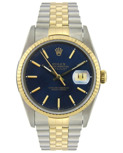 Second Hand Datejust montre