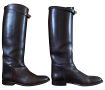 Second Hand Jumping Leder Reiterstiefel