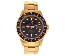 Second Hand GMT-Master II Gelbgold Uhren