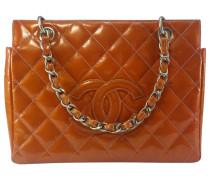 Second Hand Grand shopping Lackleder Handtaschen