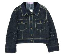 Second Hand Jacke Denim - Jeans Blau