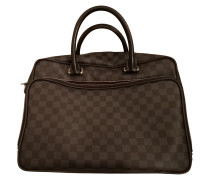 Second Hand Leinen Business tasche