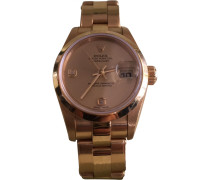 Second Hand Uhr Oyster Perpetual Medium Gold Gold