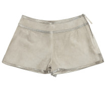 Second Hand Shorts Leder