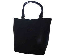 Second Hand Roseau Leder shopper