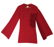 Second Hand Kleid Kaschmir Rot