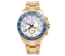 Second Hand Yacht-Master ll Gelbgold Uhren