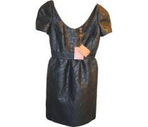 Second Hand Kleid Seide Schwarz