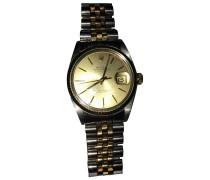 Second Hand Datejust Gelbgold Uhren